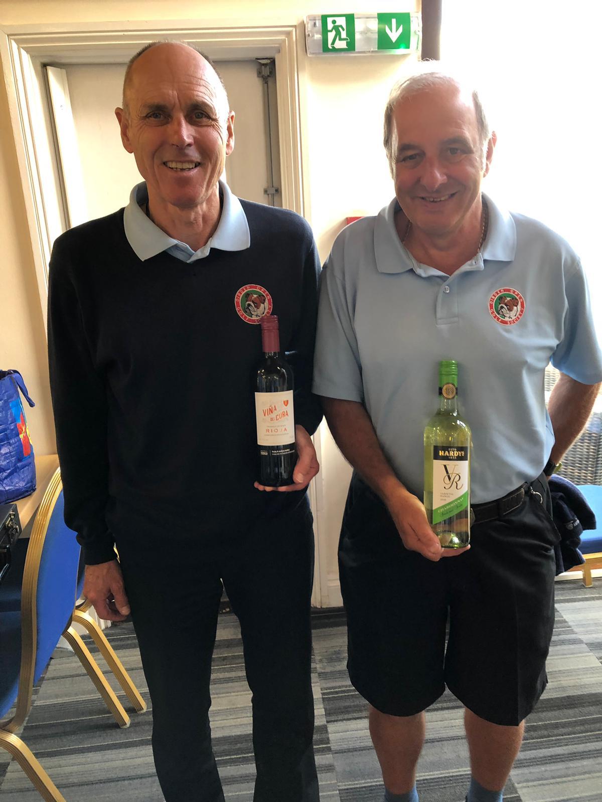 1 Oct: -Wine-winners-L-to-R-P-Wastell-C-Viney.-D-Wilkins-not-shown